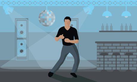 """Visuel de la formation """"je ne sais pas danser en boîte de nuit"""" vol 1"""