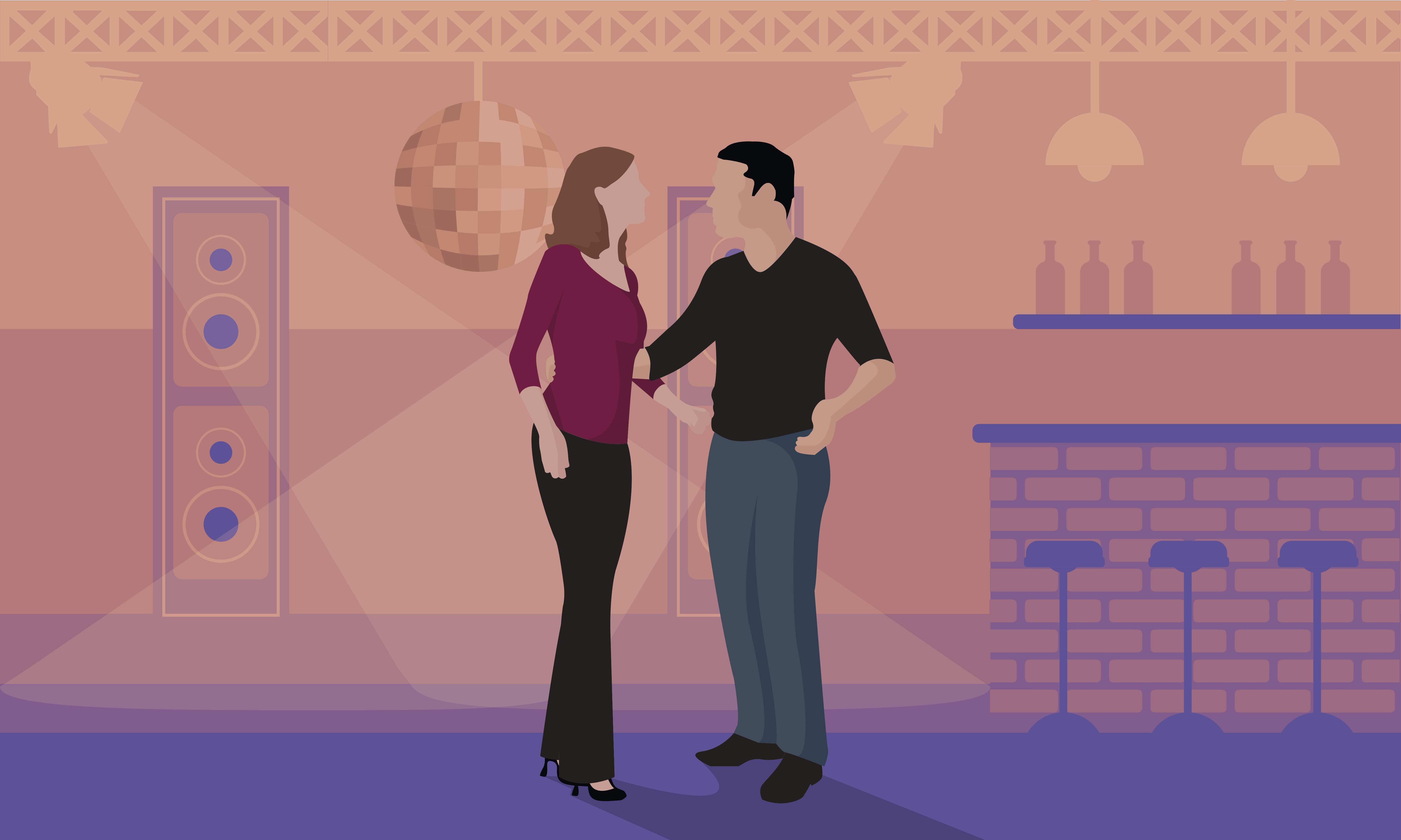 """Visuel de la formation """"je ne sais pas danser en boîte de nuit avec une fille"""" vol 2"""