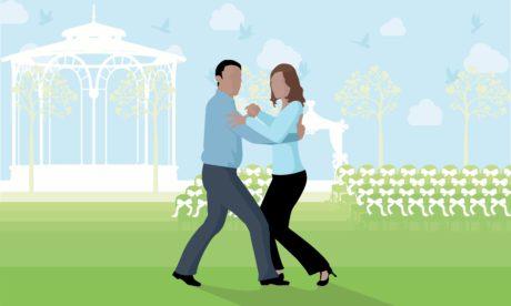 Atelier de danse kit de survie pour un mariage