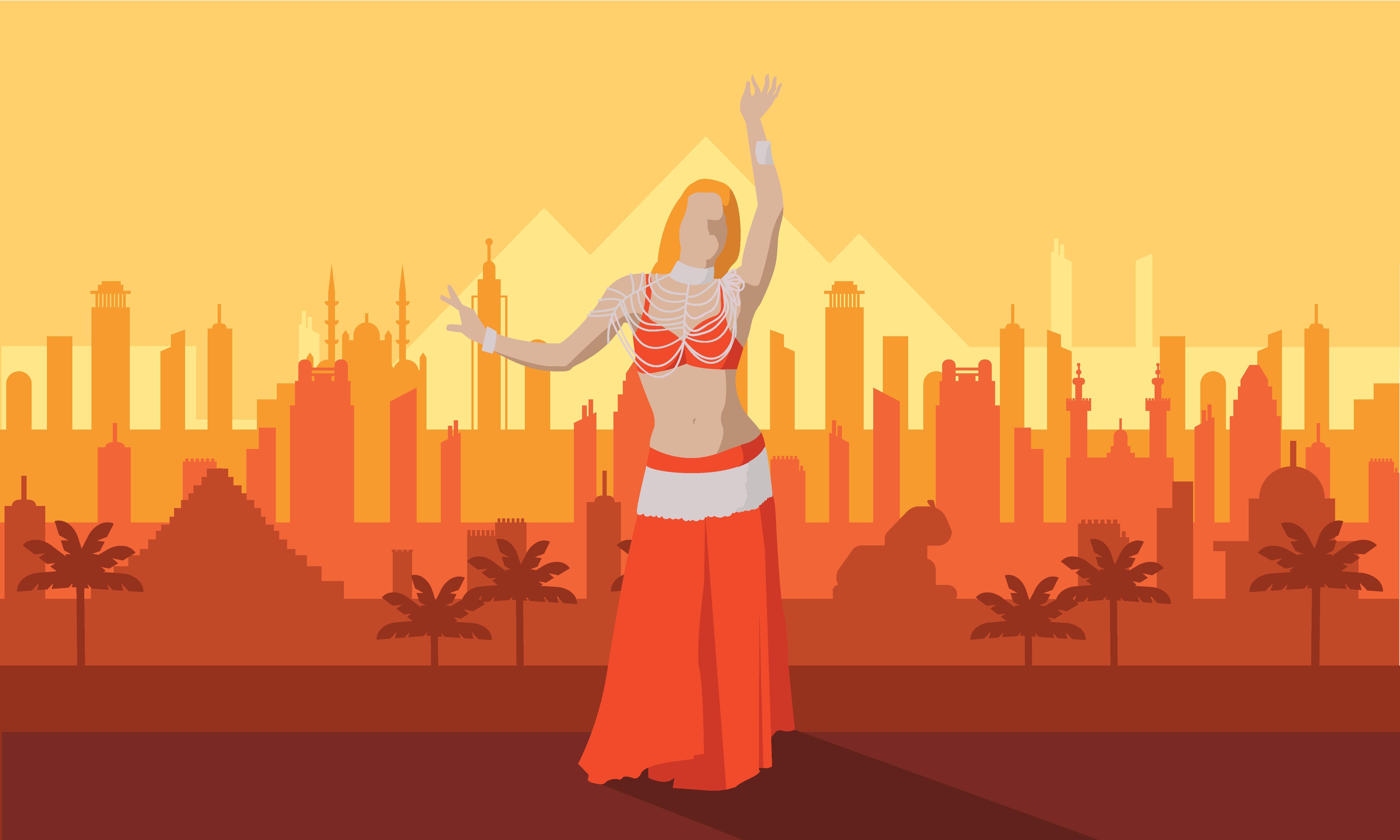 Cours de Danse Orientale en vidéo