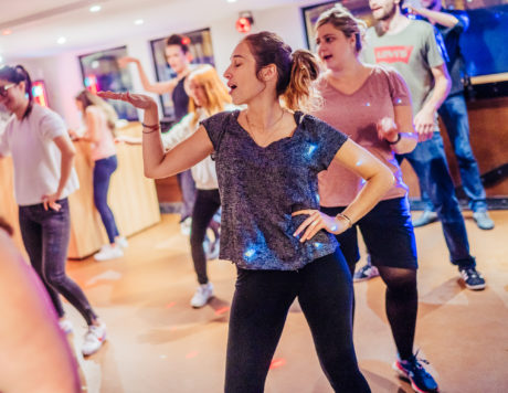 Cours de danse collectif pour femmes